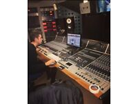 Recording/Mix Engineer - Studio North London **DISCOUNTED RATES**