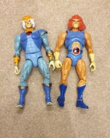 Thundercats classic action figures 8 inch