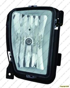 Fog Lamp Passenger Side 13-15 (Ram 1500) High Quality Dodge Ram 2013-2015