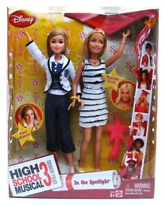 Disney High School Musical 3 In The Spotlight 2-Doll Set (Tiara and Sharpay)
