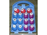 Craft Number Punch Set