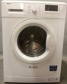 Beko Washing Machine WM74135W/FS18614, 3 months warranty, delivery available in Devon/Cornwall