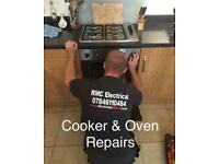 Cooker & Oven repairs , 24 hour emergency electrician