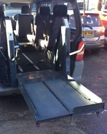 Ricon Electric wheelchair access lifts mobility disabled loading ramp tail lift