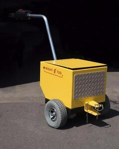Standard Mighty-E Tug Cart