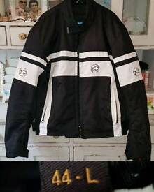 Buffalo motorcycle jacket
