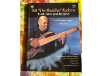 Bill Dickens, John Patitucci, JS bach of bass, Afrocuban bass grooves, Cachao, Gary Willis