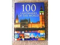 100 Landmarks Of The World Book - Hard Cover
