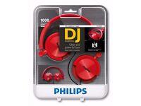 Philips DJ SHL3050 Headphones