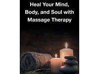 Full body Massage/Relaxation mind&body. Notting Hill