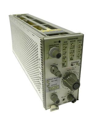 Tektronix 7b70 Time Base Plug-in