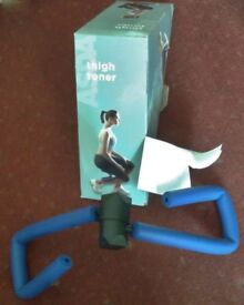 THIGH TONER EXERCISER, Portable, Brand New In Box..