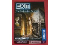 Exit The Game 'The Forbidden Castle' Card Game (new)