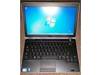 Cheap Dell Latitude slim Laptop, Intel i5, Windows7, Great performance, with battery & charger