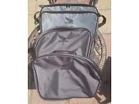 Full Set Original Honda Pannier / Luggage Liner Bags CBR / VFR / CBF