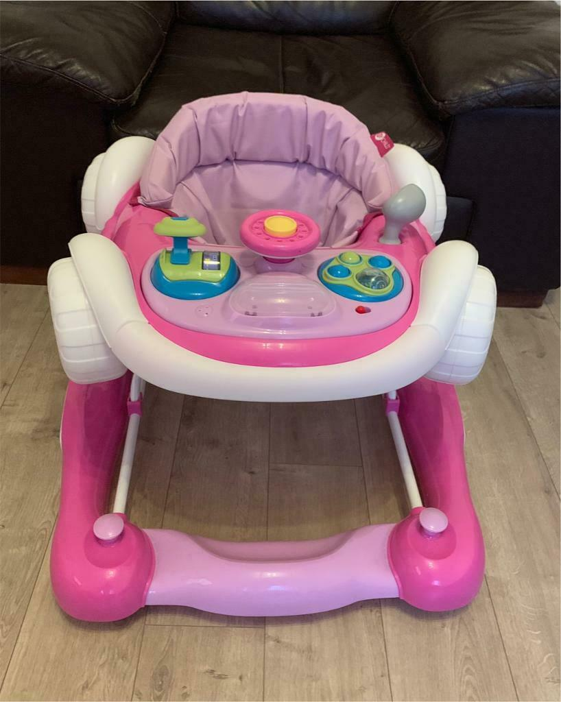 Pink MyChild Coupe Walker