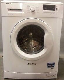 Beko Washing Machine WM74135W/FS18614, 3 months warranty, delivery available in Devon/Cornwall