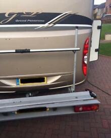 OFFERS Bike carrier Bike rack Scooter 130kg MOTORHOME VAN