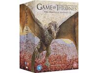 Game Of Thrones Season 1-6 Complete 1 2 3 4 5 6