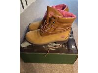 Ladies Timberland Boots - Size 5