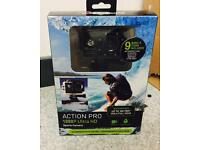 ACTION PRO 1080P ULTRA HD (NEW) UNOPENED GO-PRO SPORTS CAMERA