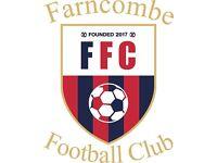 FARNCOMBE FC pre-season Trials