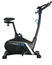 Roger black gold magnetic exercise bike (brand new and boxed)