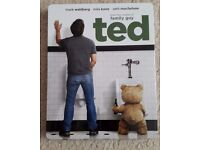 Ted Steelbook Blu Ray DVD - excellent condition