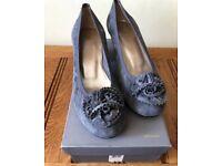 Ladies grey shoes from John Lewis