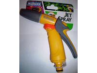 Hozelock Jet Spray Gun 2674 Brand New