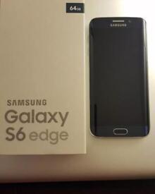 Samsung galaxy S6 Edge 64gb unlocked