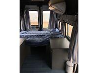 LDV Convoy campervan conversion