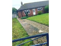 I have a two bed bungalow in narbrough Norfolk need 2 bed in thetford