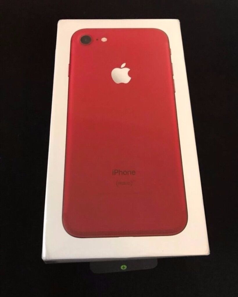 Iphone  Red On Vodafone