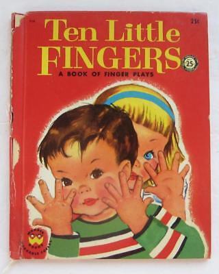 TEN LITTLE FINGERS ~ Vintage Children