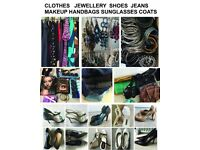 Moving sale - clothes, shoes, jewellery - must go this weekend!