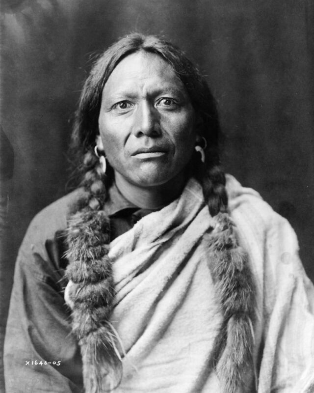 New 8x10 Native American Photo: Tull Chee Hah, North American Indian Man - 1905