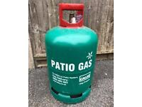Calor Patio Gas 13kg bottle - full
