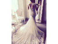 Pronovias Mariluz Wedding Dress size 8