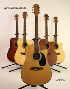 Acoustic Guitar Dame iMSP900 Brand New 41 inch Full Size Sounds Nice !
