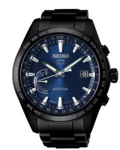 NEW Seiko Astron Titanium GPS Solar World Time Japan Made SSE111 ( 3 ) YEAR WARRANTY AUTHORIZED DEALER