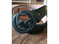 Mens gucci belt and hermes belt
