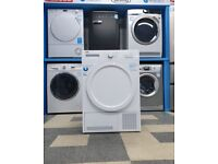 wd5624 white beko 7kg condenser dryer with warranty can be delivered or collected