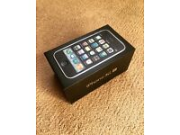 Apple iPhone 3GS 16gb Black Box Only