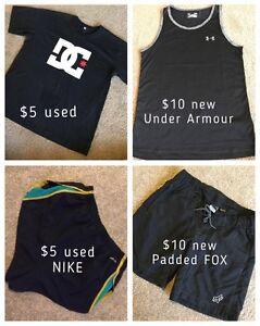 Mens shorts and shirts Redland Bay Redland Area Preview