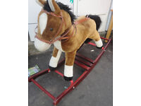 GOOD CONDITION, A NICE CHILDS ROCKING HORSE