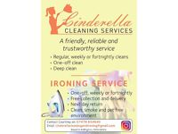 Cinderella Cleaning and Ironing Services