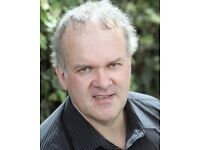 MALE ACTOR SEEKS WORK-THEATRE,FILM,T.V. MUSICAL,RADIO,COMEDY,PUBLIC,PRIVATE SPEAKING,SPEECH WRITING