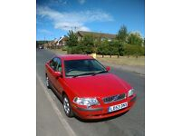 AUTOMATIC VOLVO S40 IMMACULATE CONDITION DRIVES QUITE AND SMOOTH NO FAULTS ONE YEAR MOT