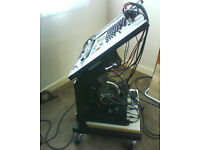 Band PA system for motorcycle. KLR, DR, XT, Pegaso, NX, 600, 650, or WHY. Swap or p/x.